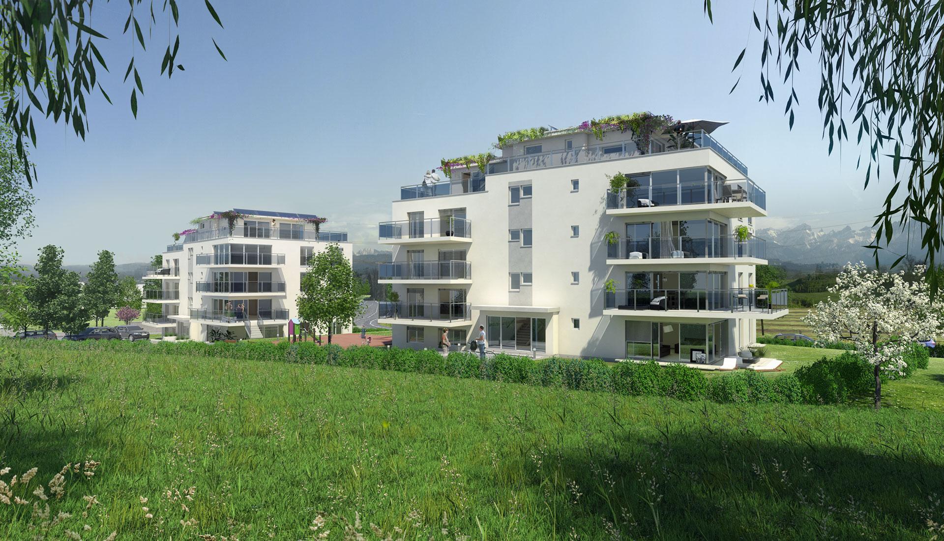 Image 3d promotion immobilière 2015
