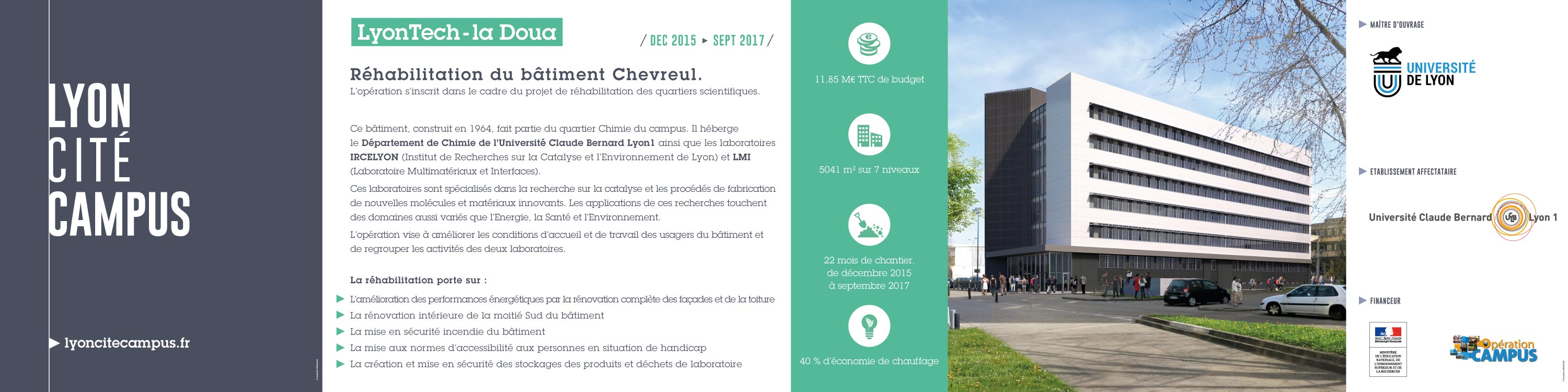 Infographie créa exe communication affichage urbain